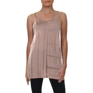 Free People Movement Lilac Shadow Stripe Tank Top